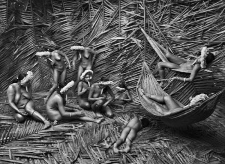 Sebastião Salgado ROMA Museo dell'Ara Pacis -   Brasile, 2009 - © Sebastião Salgado Amazonas Images