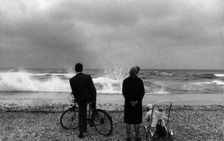 Gianni Berengo Gardin, Lido di Venezia, 1959 © Gianni Berengo Gardin Contrasto