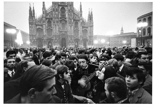 Gianni Berengo Gardin, Milano, 1968 © Gianni Berengo Gardin Contrasto