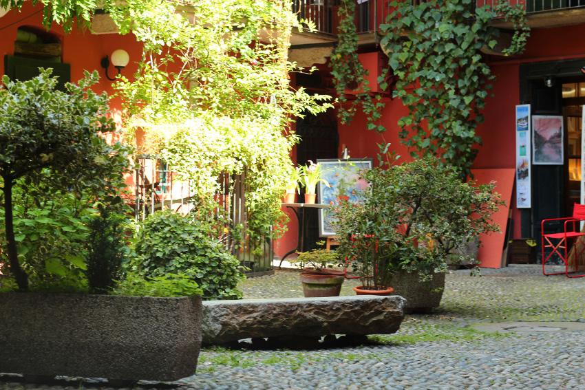 Milano Navigli, foto di Roanna Weiss