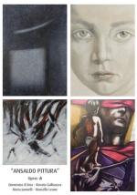 Officine Creative Ansaldo OCA Milano - Il disegno, il colore e la luce. Domenico D'Aria, Renato Galbusera, Maria Jannelli, Marcello Leone