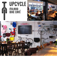 UPCYCLE Cafè Milano