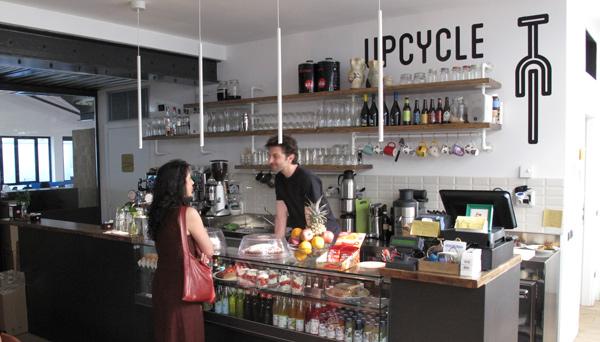 UPCYCLE Cafè urban bike cafè Milano