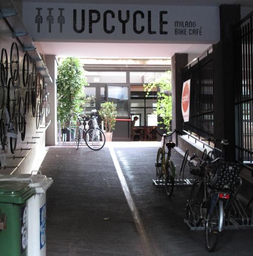 UPCYCLE Cafè, Via Ampère 59 Milano,  LOCALI E RISTORANTI