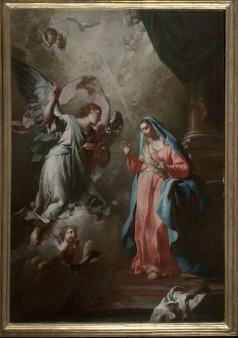 Francesco Capella, Annunciazione