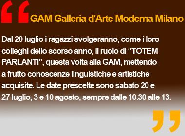 Galleria d'Arte Moderna Milano - GAM