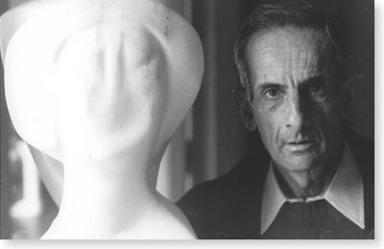 Giancarlo Sangregorio, scultore
