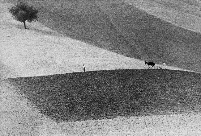 Gianni Berengo Gardin, Toscana 1958
