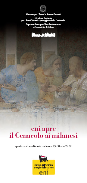 L'Ultima Cena Leonardo da Vinci - Cenacolo Vinciano