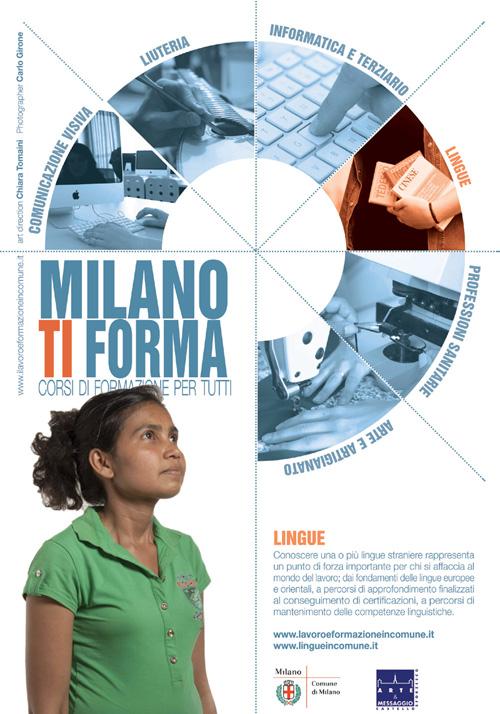 Milano ti forma corsi di formazione professionale per for Corsi creativi milano