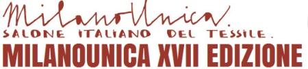 Milano Unica 2013 Salone italiano del tessile