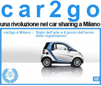car2go Milano car sharing