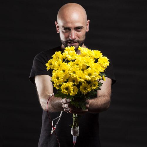 Claudio Milano VILLA CONTEMPORANEA PLAYVOICE - alla galleria d'arte di Monza il creatore dei Nichelodeon