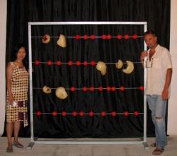 Diane Wei Liang e Gioni David Parra