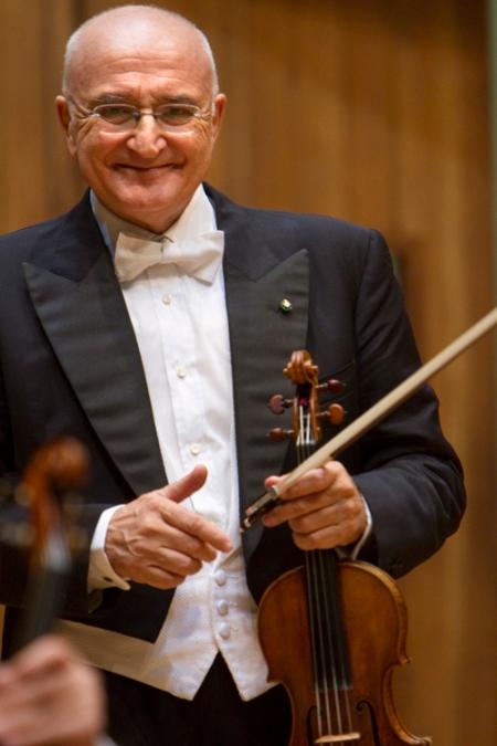 Festival MITO Settembre Musica programma 2013 - Salvatore Accardo, ph. Davide Vico Chamla