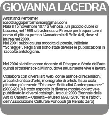 Giovanna Lacedra