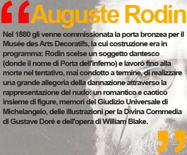 Rodin mostra Milano Palazzo Reale