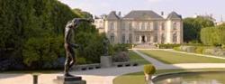 Rodin Palazzo Reale Milano - mostra Sala delle Cariatidi realizzata con il Museo Rodin di Parigi, qui fotografato