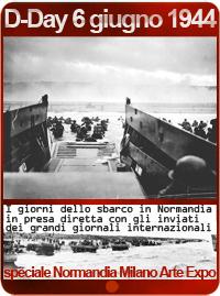 Sbarco in Normandia 6 giugno 1944