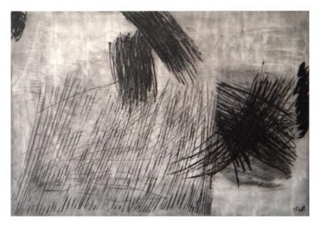 Tiziano Bellomi, lastra n°154, 2012,  dimensioni stampa 350 x 500 mm
