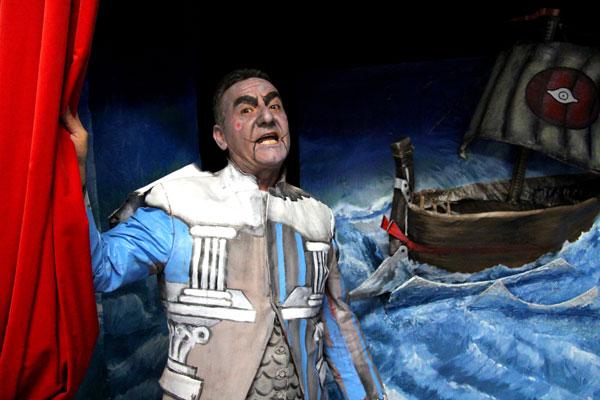 MERCUZIO NON VUOLE MORIRE La vera tragedia in Romeo e Giulietta, Compagnia della Fortezza del Carcere di Volterra