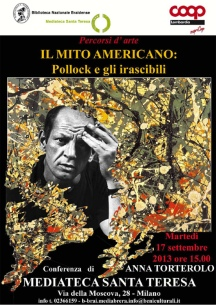 Pollock e gli irascibili La scuola di New York, mostra Palazzo Reale Milano
