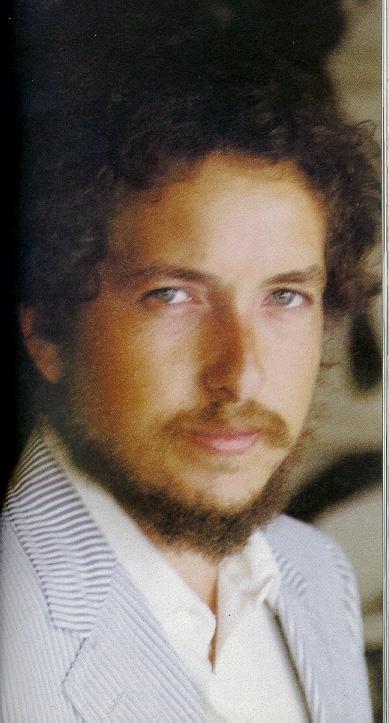 Bob Dylan 1970 @ Len Siegler