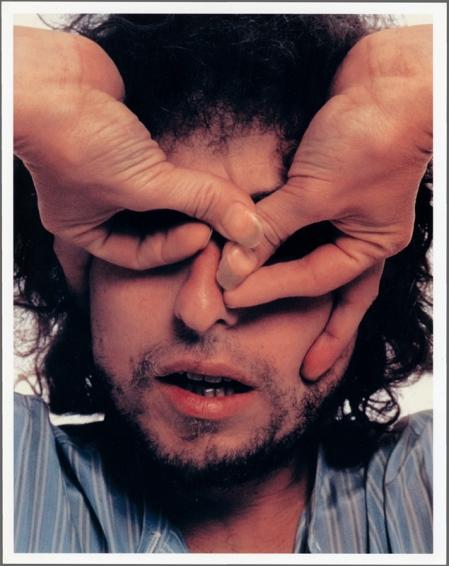 Bob Dylan portrait - © Annie Leibovitz