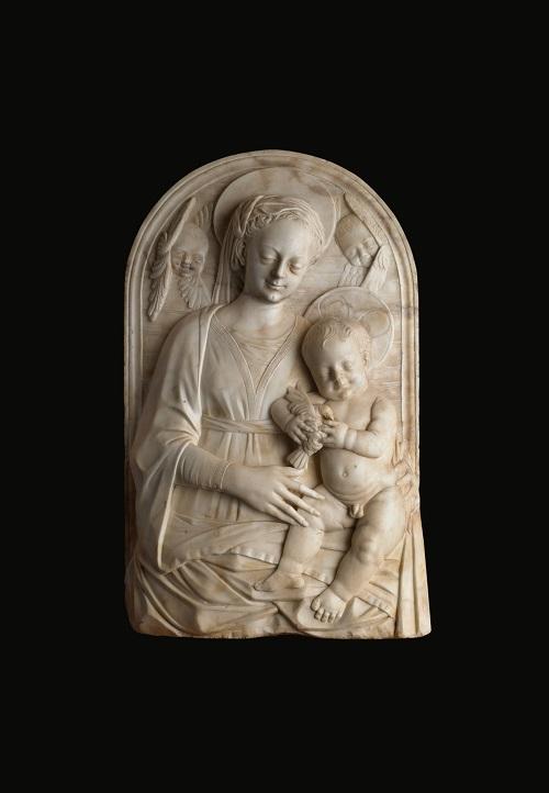 Gregorio di Lorenzo Madonna con Bambino