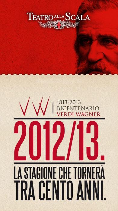 LA TRAVIATA, Teatro alla Scala Milano, sabato 7 Dicembre 2013
