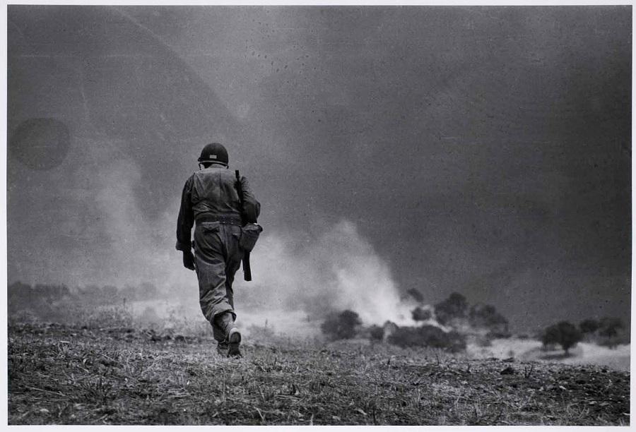 Mostra Robert Capa in Italia 1943 - 1944