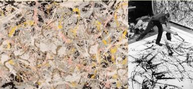Pollock e gli irascibili Palazzo Reale Milano