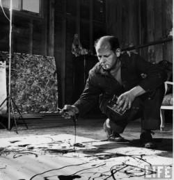 Pollock mostra Milano Palazzo Reale