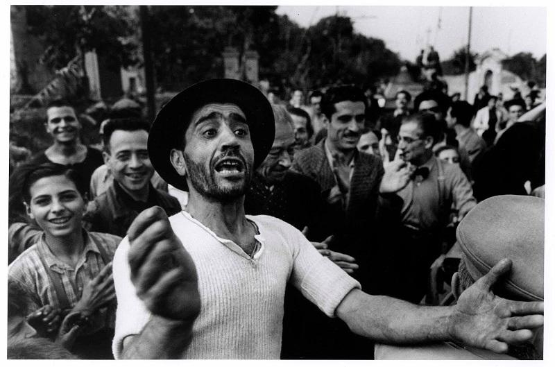 Robert Capa mostra Roma - Robert Capa in Italia 1943 - 1944