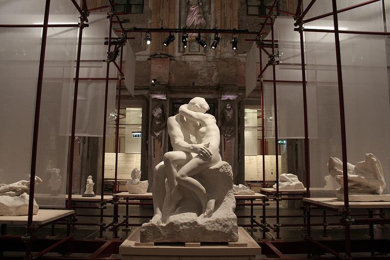 Rodin MILANO  Palazzo Reale