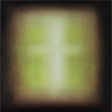 Milano expo arte, Raffaele Cioffi, La luce della croce bruno