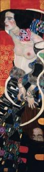 Gustav Klimt, Salomè, 1909, Olio su tela, cm 178 x 46, Venezia, Ca' Pesaro Galleria Internazionale d'Arte Moderna ©2014 Foto Scala, Firenze