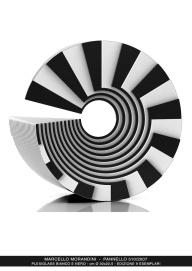 Marcello Morandini Lorenzelli Arte Milano Geometriche Utopie, Scultura 510-2007, 2007, BASSA plexiglas, cm diametro 30x22,5, edizione in nove esemplari