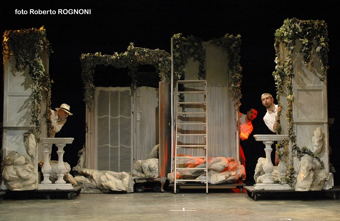 Molto rumore per nulla da William Shakespeare al Teatro Leonardo