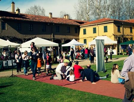 NaturBio Festival Arese 2014