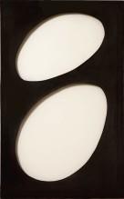 Dadamaino, Volume, cm 108x70, 1960