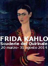 Frida Kahlo mostra Roma