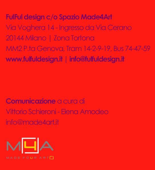 Fuorisalone 2014 zona Tortona, Spazio Made4Art – mobili, oggetti per ...