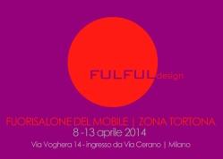 Fuorisalone 2014 Milano FulFul design