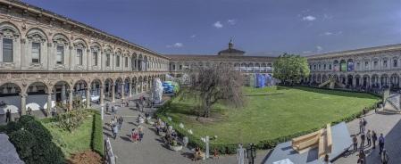 Fuorisalone 2014 Università Statale -foto di Aldo Rizzi