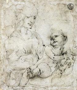 Leonardo 1452 – 1519 a PALAZZO REALE - Leonardo da Vinci Studio per Madonna del gatto