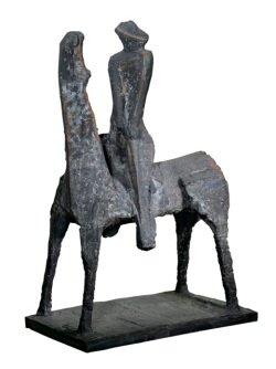Marino Marini, Idea del Cavaliere, Malpensa