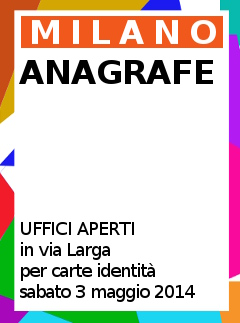Anagrafe Milano via Larga