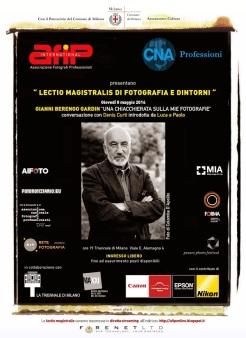 Gianni Berengo Gardin - fotografia - Triennale di Milano