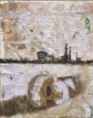 Giovanni Cerri Copenaghen -L'Impero, 2014, olio, 100x80